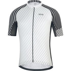 GORE WEAR C3 Maillot de cyclisme Homme, white/black